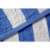 "Cabana Blue 2 x 2 Pool Towel 30 x 60""  9 Lb"