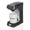 Mr. Coffee® Single Serve Coffeemaker, Black with metallic trim